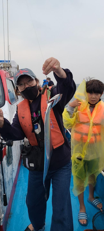 태안 체험낚시 쭈꾸미, 갑오징어에 갈치까지~~!!